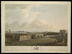 A View of Calcutta from Fort William 46-a
